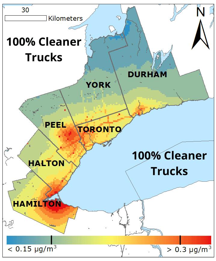 100� Cleaner Trucks BC