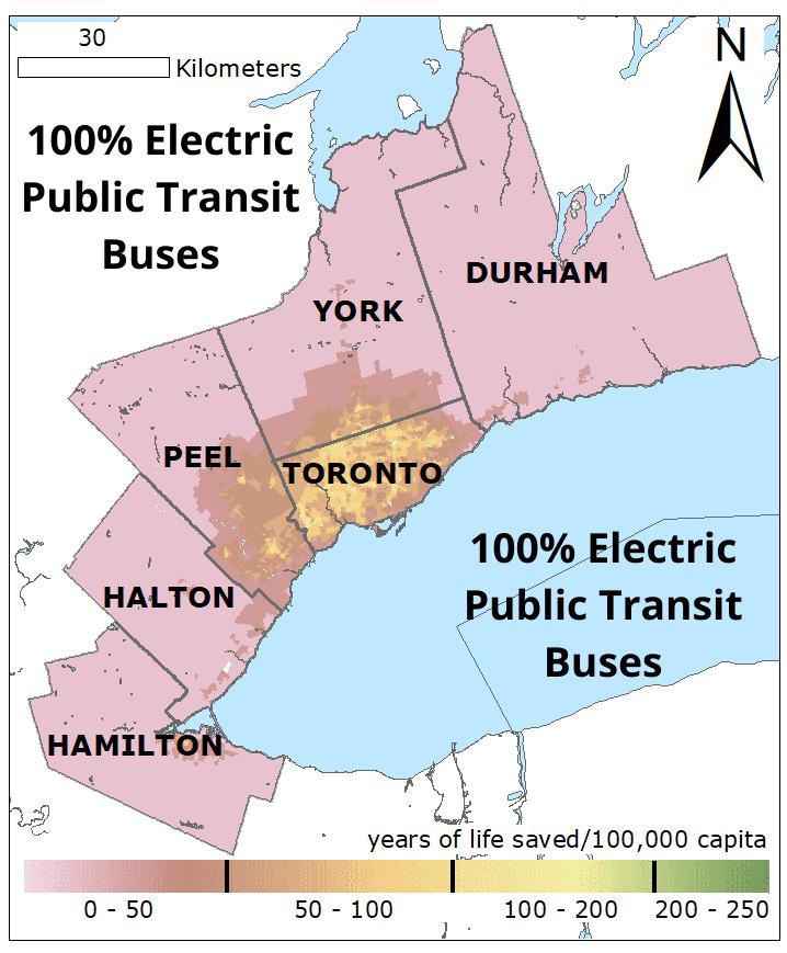 100� Electric Public Transit Buses YLS