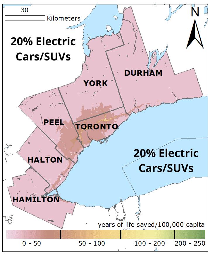 20� Electric Cars SUVs YLS