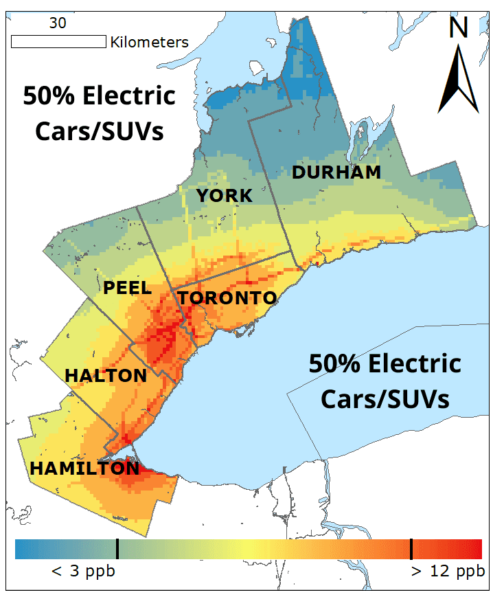 50� Electric Cars SUVs NO2