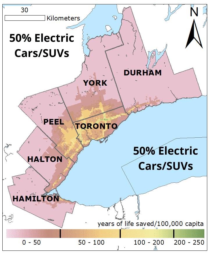50� Electric Cars SUVs YLS